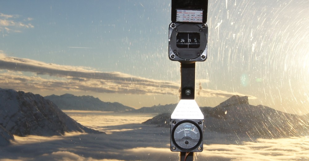EASA illuminates a light at the horizon to look forward to - VFR on top in Switzerland