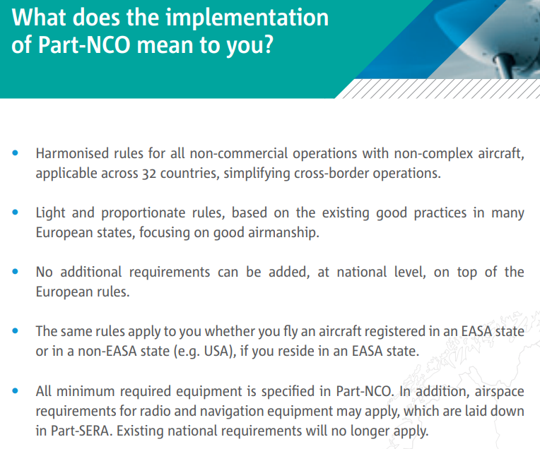 EASA GA Leaflet Flying in the EU - Ops is in the air.PNG