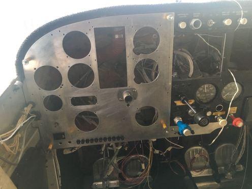 Cockpit modification