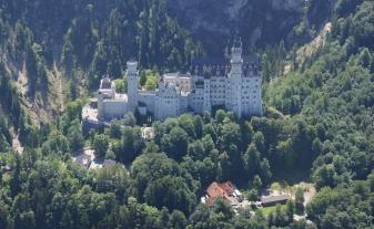 Castle Neuschwanstein, Allgäu, Germany
