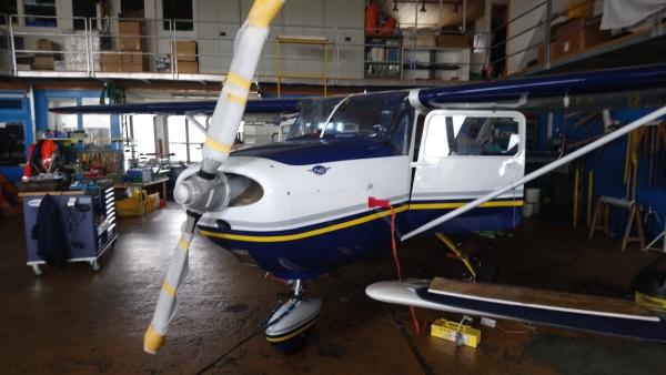Cessna 175 Skylark makeover – myclimbrate