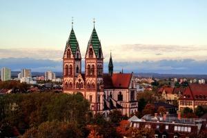 Freiburg im Breisgau CC0