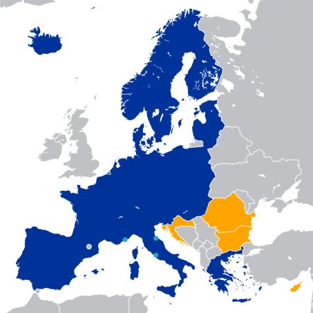 Schengen area (Persons)